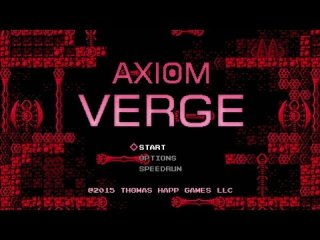 Mike Matei: Axiom Verge (PS4) Mike & Ryan Talk About Games