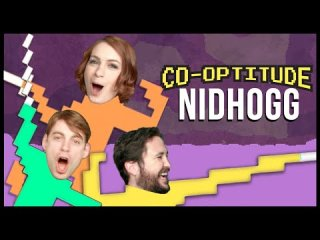 Co-Optitude: Nidhogg Let's Play: Co-Optitude