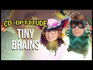 Co-Optitude: Tiny Brains Let's Play: Co-Optitude