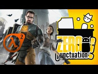 Zero Punctuation: Half Life 2 Update - Gravity Gun vs Modern FPS