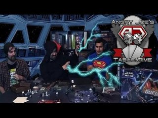 Angry Joe Show: Star Wars: Epic Duels [AJ's TableTime!]
