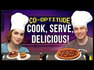 Co-Optitude: Cook, Serve, Delicious! Let's Play: Co-Optitude