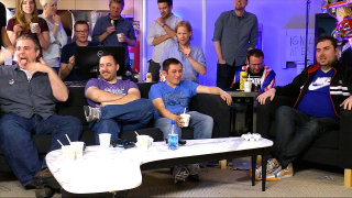 Giant Bomb: Big Live Live Show Live 2015 - Part 04