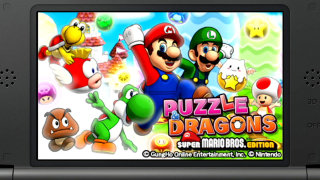 Giant Bomb: Quick Look: Puzzle & Dragons: Super Mario Bros. Edition