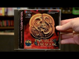 James & Mike Mondays: Double Dragon (Neo Geo CD Game) - Video Game Let's Play