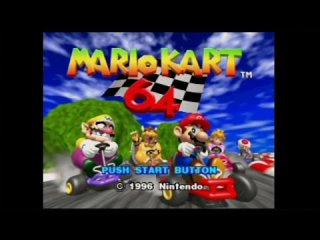 James & Mike Mondays: Mario Kart 64 (N64) - Video Game Let's Play