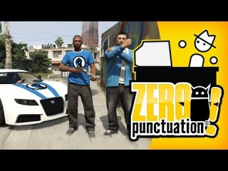 Zero Punctuation: Grand Theft Auto Online
