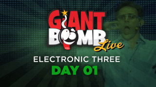 Giant Bomb: Giant Bomb LIVE! at E3 2015: Day 01
