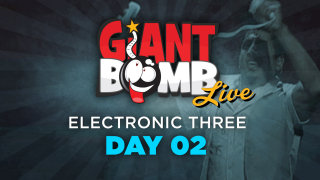 Giant Bomb: Giant Bomb LIVE! at E3 2015: Day 02
