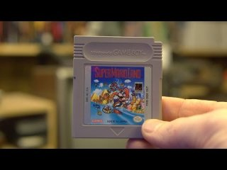 James & Mike Mondays: Super Mario Land (Gameboy) - Video Game Let's Play