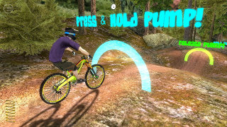 Giant Bomb: Quick Look: Shred! Downhill Mountain Biking