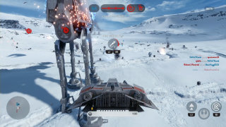 Giant Bomb: A Bit of Star Wars Battlefront Beta