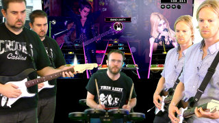 Giant Bomb: Quick Look: Rock Band 4
