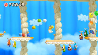 Giant Bomb: Quick Look: Yoshi's Woolly World
