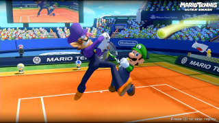 Giant Bomb: Quick Look: Mario Tennis: Ultra Smash