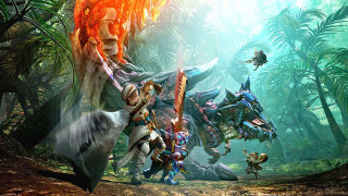 Giant Bomb: A Quick Look at Monster Hunter Generations