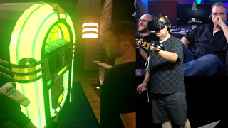 Giant Bomb: VRodeo 03: Cosmic Trip, Pool Nation VR, and More