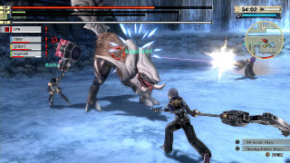 Giant Bomb: Quick Look: God Eater 2: Rage Burst