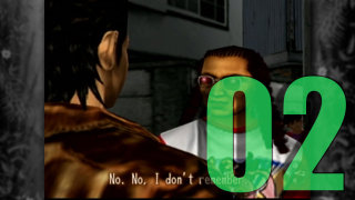 Giant Bomb: Endurance Run: Shenmue - Part 02