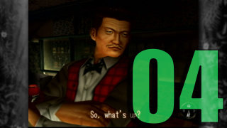 Giant Bomb: Endurance Run: Shenmue - Part 04