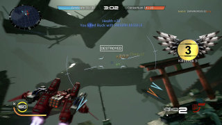 Giant Bomb: Quick Look: Strike Vector EX