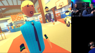 Giant Bomb: VRodeo 05: Rec Room, Minecraft in VR, and More