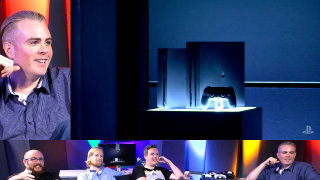 Giant Bomb: We Talk Over the PlayStation 4 Pro Reveal