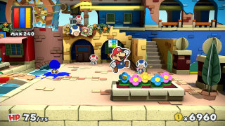 Giant Bomb: Quick Look: Paper Mario: Color Splash