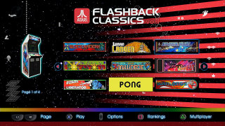 Giant Bomb: Quick Look: Atari Flashback Classics vol. 1