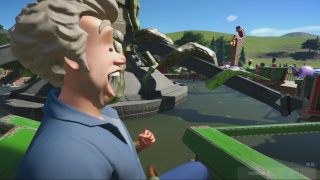 Giant Bomb: Quick Look: Planet Coaster