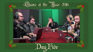 Giant Bomb: Game of the Year 2016: Day Five Deliberations