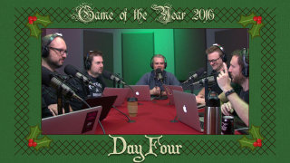 Giant Bomb: Game of the Year 2016: Day Four Deliberations