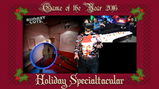 Giant Bomb: Holiday Specialtacular 2016: East Meets VR