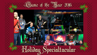 Giant Bomb: Holiday Specialtacular 2016: Rockin' Around