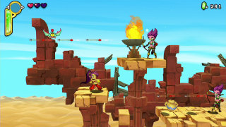 Giant Bomb: Quick Look: Shantae: 1/2 Genie Hero