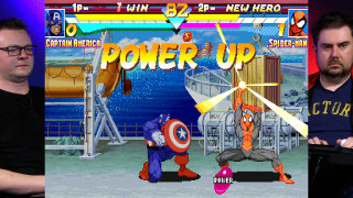 Giant Bomb: Ranking of Fighters 0007: Marvel Super Heroes & Street Fighter X Tekken