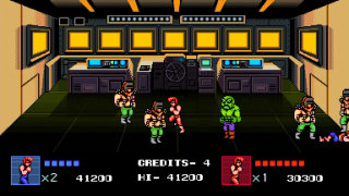 Giant Bomb: Quick Look: Double Dragon IV