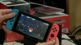Giant Bomb: Nintendo Switch Launch Day Stream