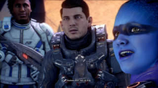 Giant Bomb: We Streamed Some Mass Effect: Andromeda