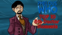 Phelous: Top 10 8th Doctor Moments