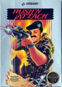 Pat the NES Punk: Rush 'N Attack