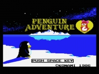 Weird Video Games: Penguin Adventure (MSX) Thumbnail