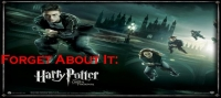 Forget About It: Harry Potter (in general)